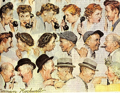 an analysis of the topic of the norman rockwell Copies of the lesson norman rockwell: paintings, biography & quotes, one for each student different images of norman rockwell paintings for analysis - enough so that each student can have a.